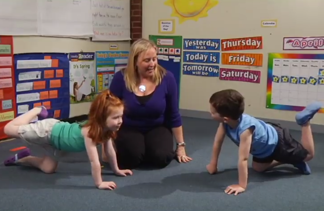Occupational Therapy Video Download: Friday Preschool Program
