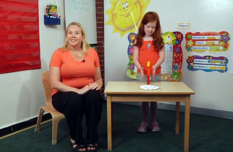 Occupational Therapy Video Download: Wednesday Kindergarten Program