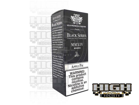 Apple Pie by Kilo Black Series 60ml - High Society Supply
