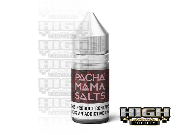 Apple Tobacco by PACHAMAMA Salts 30ml - High Society Supply