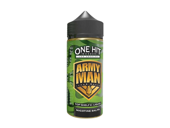 Army Man by One Hit Wonder 100ml - High Society Supply
