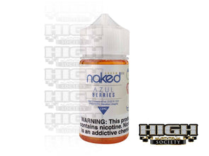 Azul Berries by Naked 100 Cream E-Liquid 60ml - High Society Supply