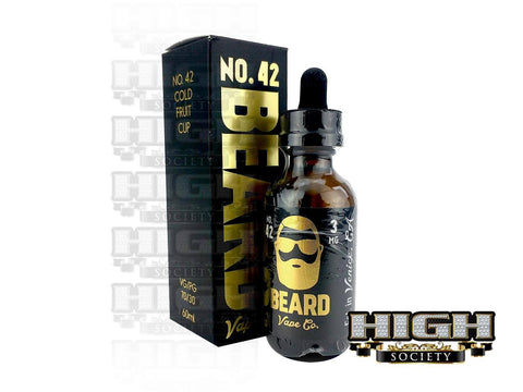 Beard Vape Co No. 42 60ml