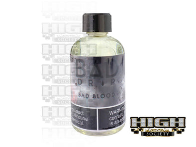 Bad Blood by Bad Drip Labs 120ml - High Society Supply