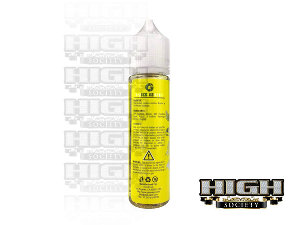 Banana Cream Pie by Glas Basix Series 60ml - High Society Supply