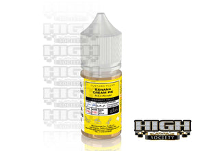 Banana Cream Pie by Glas Basix Nic Salts 30ml - High Society Supply