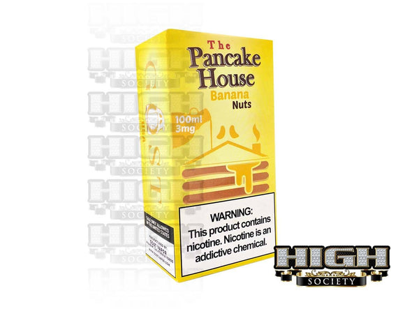 Banana Nuts by GOST The Pancake House 100ml - High Society Supply