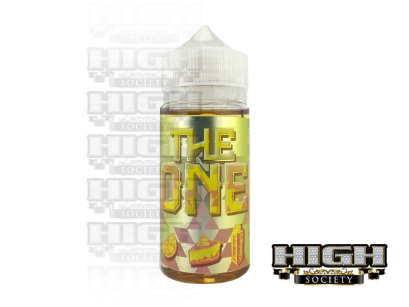 The One Lemon Crumble EJuice by Beard Vape 100ml