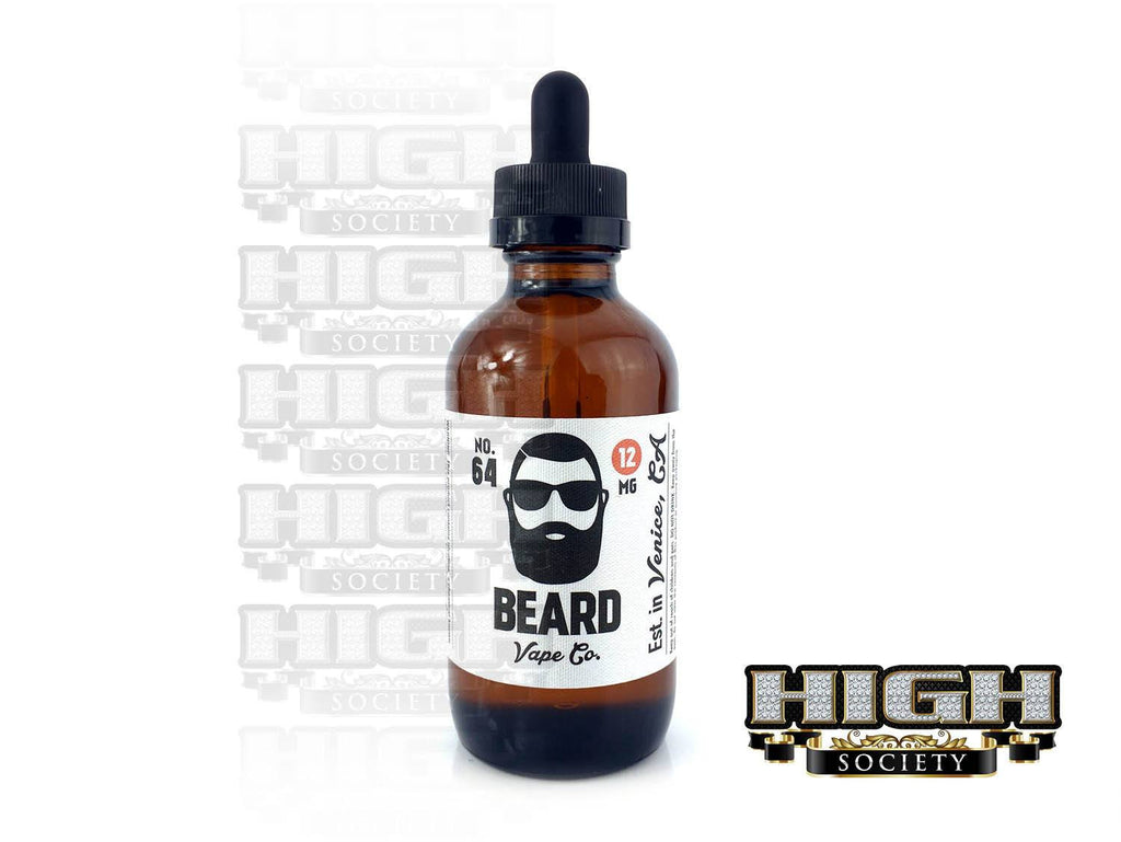 Beard Vape No. 64 EJuice 120ml