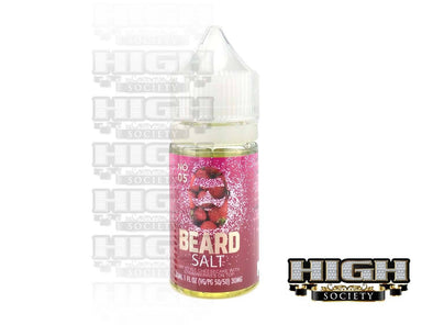 Beard Salt - No. 5 30ml - High Society Supply