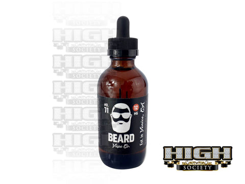 Beard Vape No. 71 EJuice 120ml