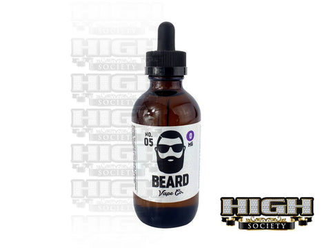 Beard Vape No. 5 EJuice 120ml