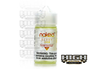 Berry Lush by Naked 100 Cream E-Liquid 60ml - High Society Supply