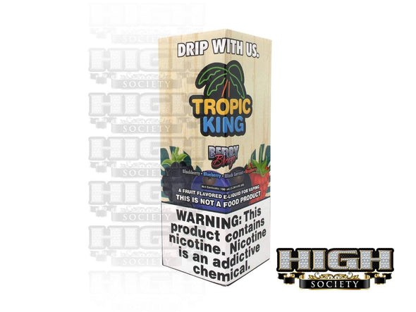 Berry Breeze by Tropic King 100ml - High Society Supply