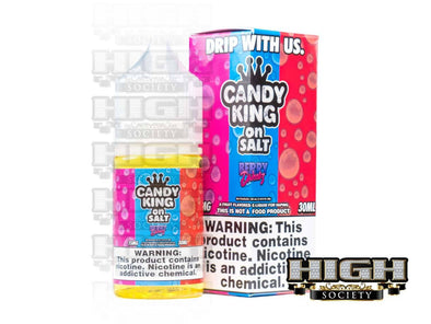 Berry Dweebz by Candy King On Salt 30ml - High Society Supply