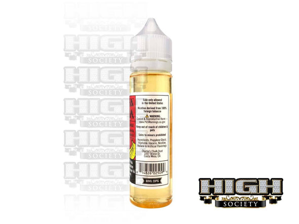 Blood Orange Banana Gooseberry by by Pachamama E-Liquid 60ml - High Society Supply