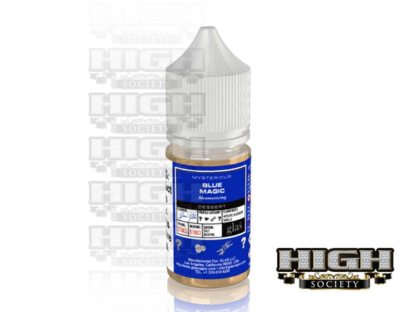 Blue Magic by Glas Basix Nic Salts 30ml - High Society Supply