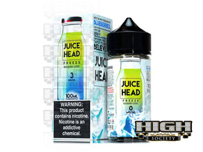 Blueberry Lemon by Juice Head Freeze 100ml - High Society Supply