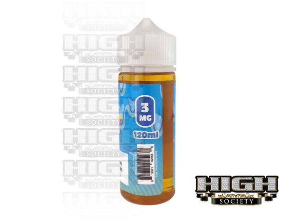 Blueberry Custard by Overloaded E-Juice 120ml - High Society Supply