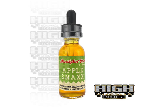 Breakfast Club E-Juice Apple Snaxx 30ml