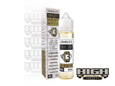 Trifectus Maximus by Charlie's Chalk Dust 60ml - High Society Supply