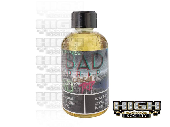 Cereal Trip by Bad Drip Labs 120ml - High Society Supply