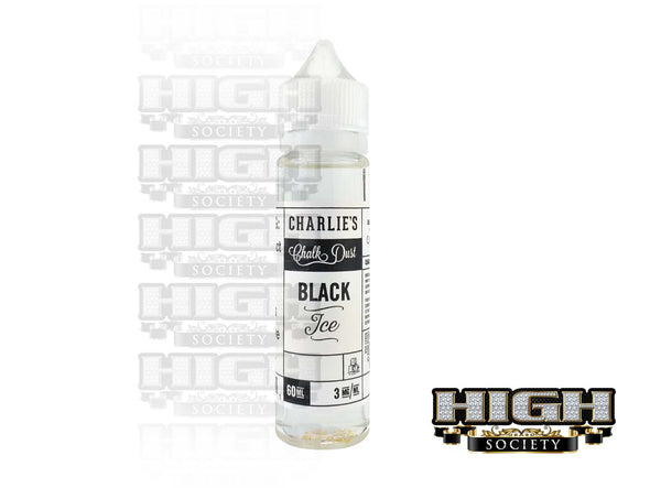 Black Ice by Charlie's Chalk Dust 60ml - High Society Supply