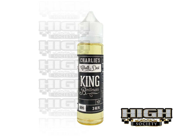 King Bellman by Charlie's Chalk Dust 60ml - High Society Supply