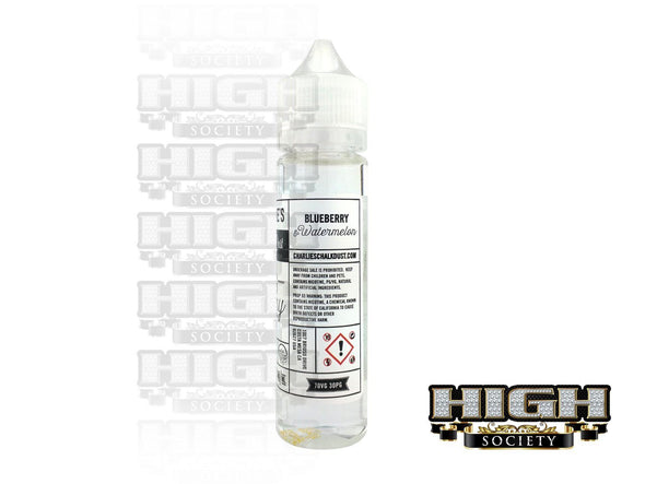 Big Berry by Charlie's Chalk Dust 60ml - High Society Supply