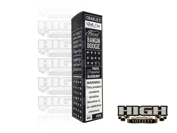 Charlie's Chalk Dust - Head Bangin' Boogie 60ml - High Society Supply
