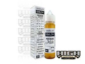 Mustache Milk by Charlie's Chalk Dust 60ml - High Society Supply