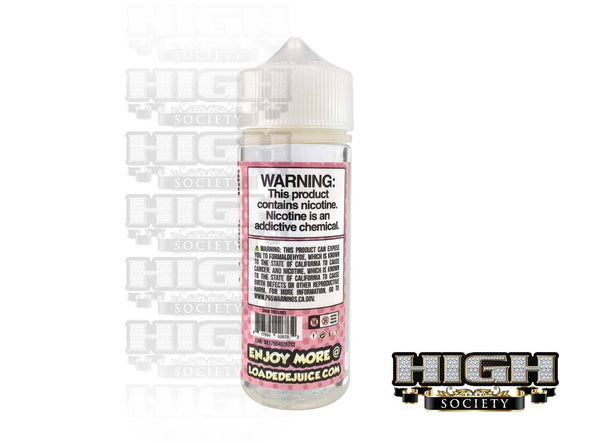 Cran-Apple Juice by Loaded E-Juice 120ml - High Society Supply