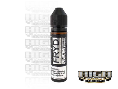 Cream Cookie by FRYD E-Liquid 60ml - High Society Supply