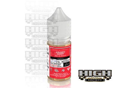 Crunch Berry by Glas Basix Nic Salts 30ml - High Society Supply