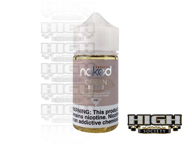 Cuban Blend by Naked 100 Tobacco 60ml - High Society Supply