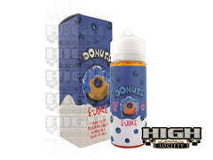 Donuts EJuice Blueberry Donuts 120ml - High Society Supply