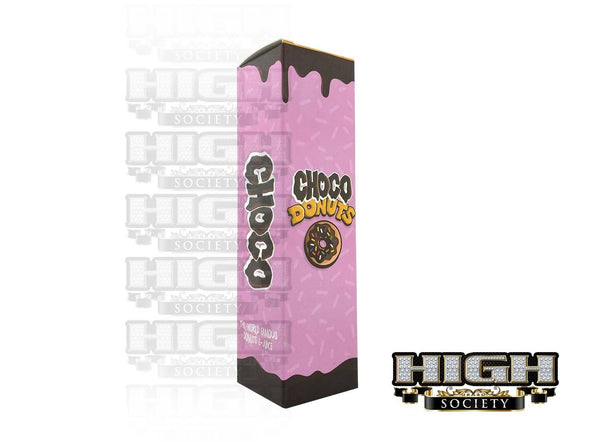 Choco Donuts by Donuts E-Juice 60ml - High Society Supply