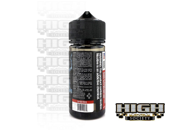 Blue Raspberry by Drip This Sour 100ml - High Society Supply