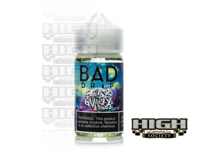 Farley's Gnarly Sauce Iced Out by Bad Drip Labs 60ml - High Society Supply