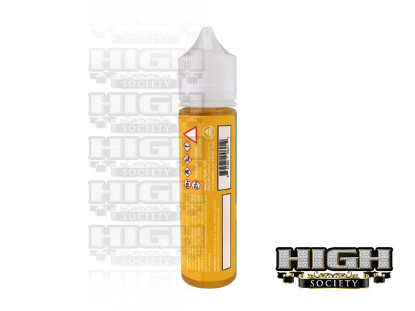 Flow Ice by AQUA Ice E-Juice 60ml - High Society Supply