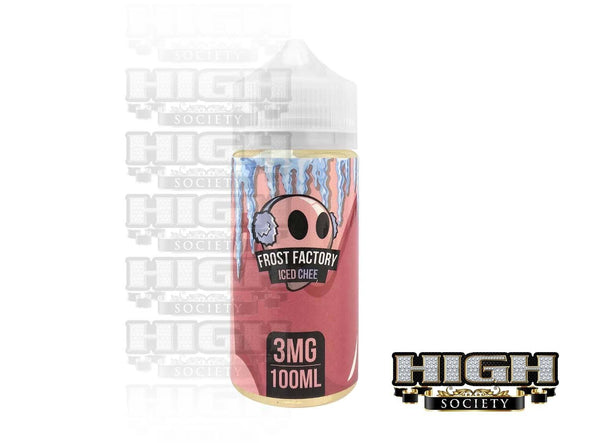 Frost Factory - Iced Chee 100ml - High Society Supply