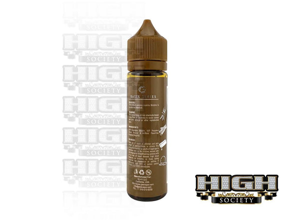 Glas Basix Series - Sugar Cookie 60ml - High Society Supply