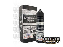 Glas Basix Series - Butterscotch Reserve 60ml - High Society Supply