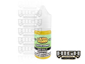 Glazed Donut by Loaded Nic Salt 30ml - High Society Supply