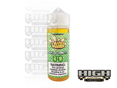 Glazed Donut by Loaded E-Juice 120ml - High Society Supply