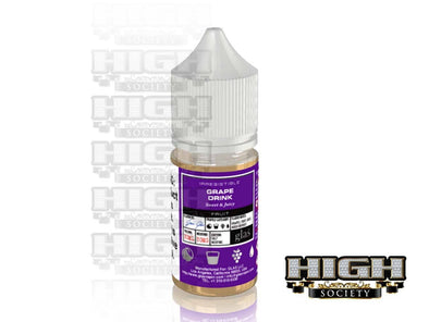 Grape Drink by Glas Basix Nic Salts 30ml