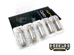 Aspire Cleito Tank Replacement Coil - High Society Supply