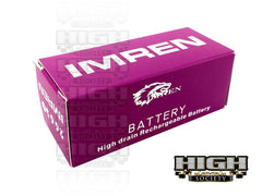 IMREN 22650 5500 mAh Battery