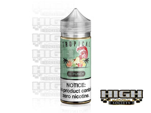 Hi-Punch by Juice Roll Upz Tropical 100ml