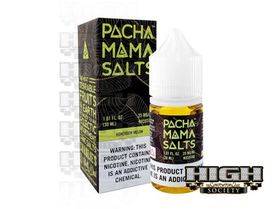 Honeydew Melon by PACHAMAMA Salts 30ml - High Society Supply